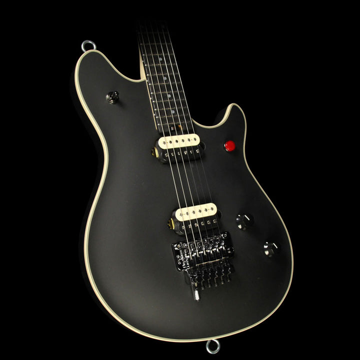 Used EVH Wolfgang Signature Electric Guitar Stealth Black WG04075A