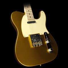 Used 2016 Fender Custom Shop Danny Gatton Signature Telecaster Electric Guitar Frost Gold