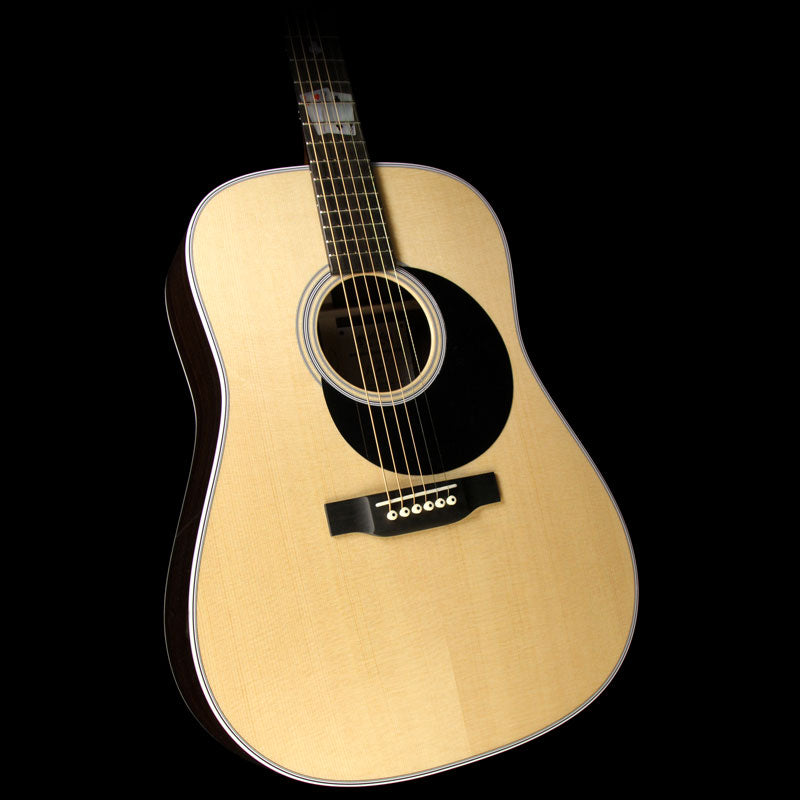 Used Martin  Dwight Yoakam DD28 Signature Acoustic Guitar Natural 2079804