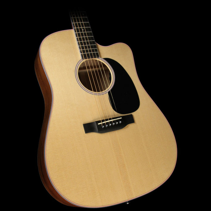 Used Martin DC-16E Dreadnought Acoustic Guitar Natural 2065117