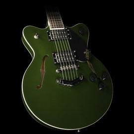 Gretsch G2655 Streamliner Center Block Junior Cutaway Electric Guitar with Bigsby Torino Green