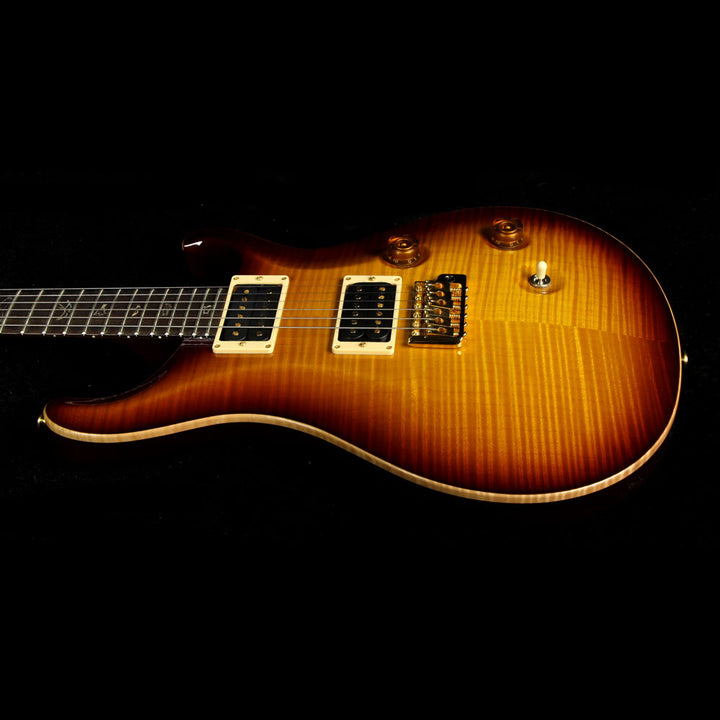 Used 2008 Paul Reed Smith Custom 24 10-Top Electric Guitar McCarty Tobacco Sunburst 8137845