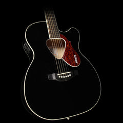 Gretsch 5013CE Rancher Junior Cutaway Acoustic-Electric Guitar Black