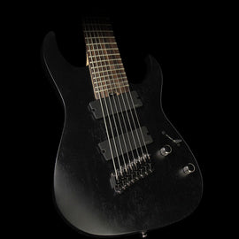 Ibanez RG Iron Label RGIM8MH 8-String Electric Guitar Weathered Black