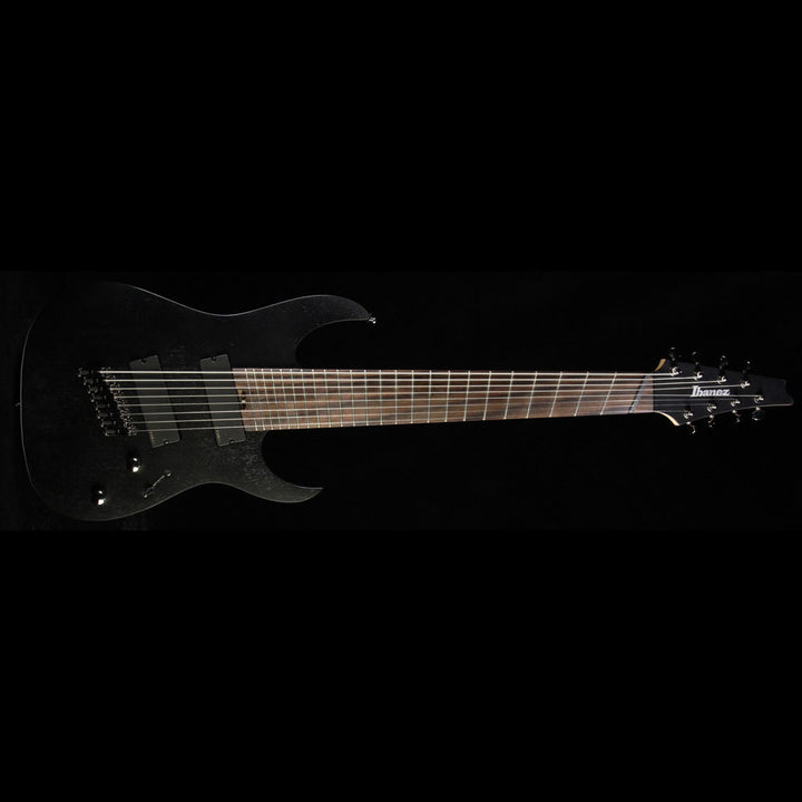 Ibanez RG Iron Label RGIM8MH 8-String Electric Guitar Weathered Black RGIM8MHWK