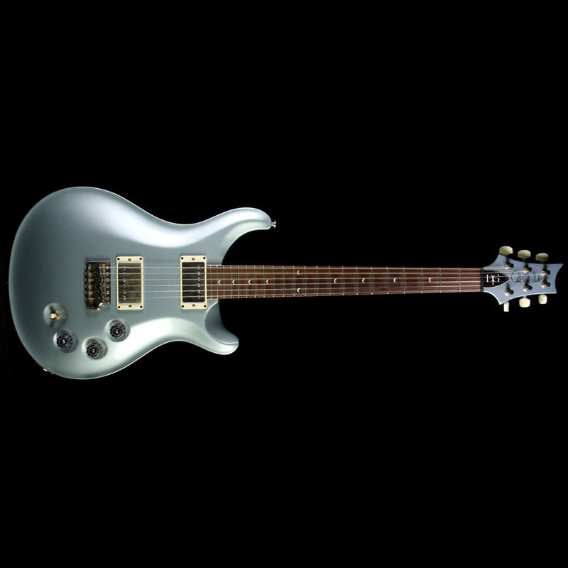 Used 2012 Paul Reed Smith PRS GDT David Grissom Electric Guitar Frost Blue Metallic 12 188372