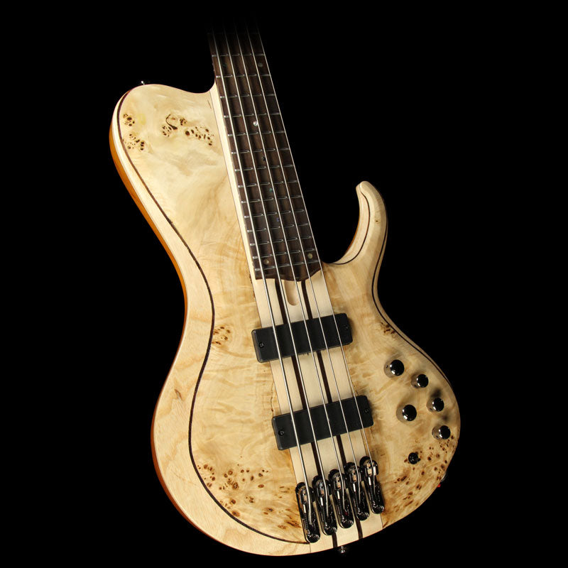 Used Ibanez BTB845SC 5-String Electric Bass Natural BTB845SCNTL