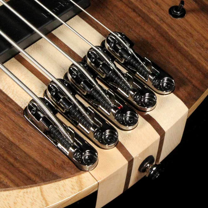 Ibanez BTB745 5-String Electric Bass Natural Low Gloss 211P02I171004301