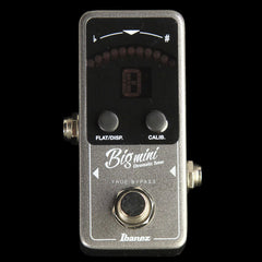 Ibanez Big Mini Chromatic Pedal Tuner