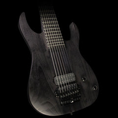Used Ibanez M8M Meshuggah Signature 8-String Electric Guitar Charcoal Stain