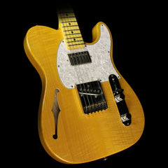 Used 2014 G&L ASAT Classic Bluesboy Electric Guitar Natural