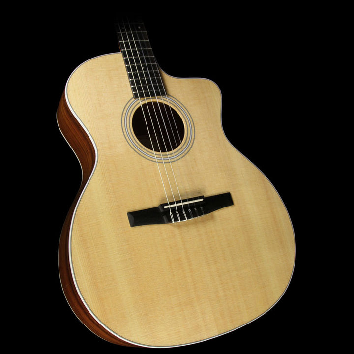 Used Taylor 214ce-N Grand Auditorium Acoustic/Electric Guitar 2107216476