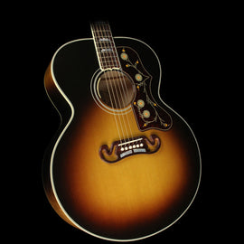 Gibson SJ-200 Standard Acoustic-Electric Guitar Vintage Sunburst