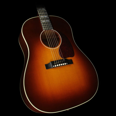 Gibson Montana J-45 Progressive Acoustic/Electric Guitar Autumn Burst