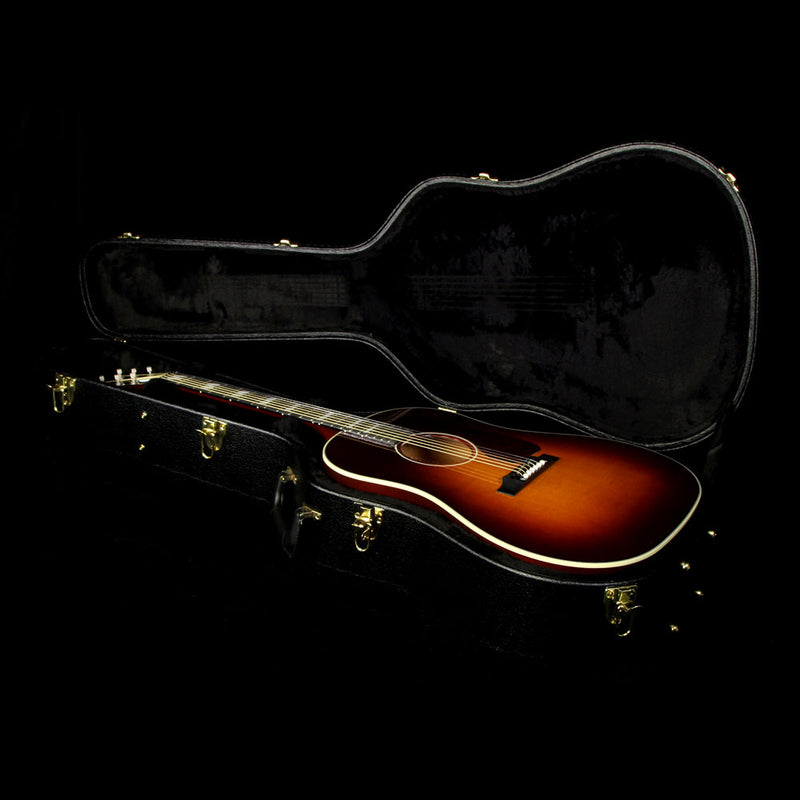 Used Gibson Montana J-45 Progressive Acoustic-Electric Guitar Autumn Burst 10806014