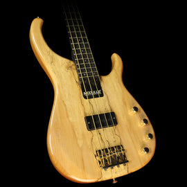 Used 1996 Modulus Quantum Sweet Spot Electric Bass Guitar Spalted Maple