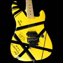 Charvel EVH Art Series E Rutherford NJ Black & Yellow 2007