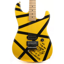 Charvel EVH Art Series Uncasville CT Black & Yellow 2007