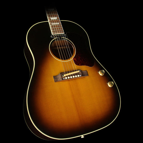 Used 2000 Gibson John Lennon J-160E Limited Edition Acoustic-Electric Guitar Vintage Sunburst