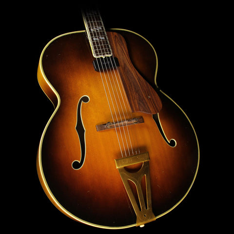 Used 1950 Gibson Super 400 Archtop Guitar Sunburst