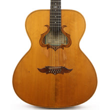 Used 1973 Zemaitis Harp 12-String Acoustic Guitar Natural