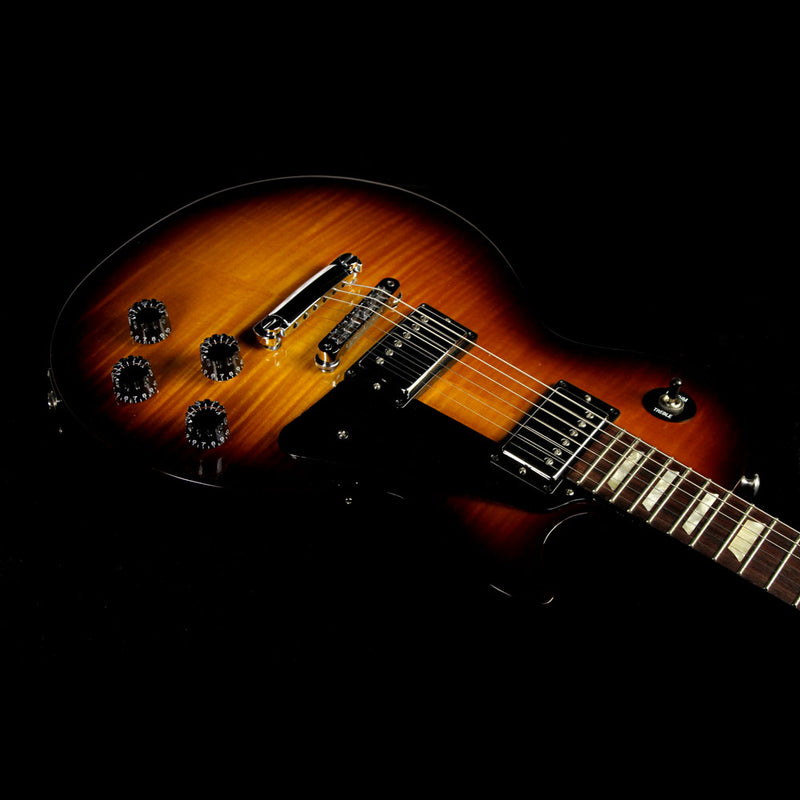 Used 2014 Gibson Les Paul Studio Pro Electric Guitar Tobacco Sunburst 140067430