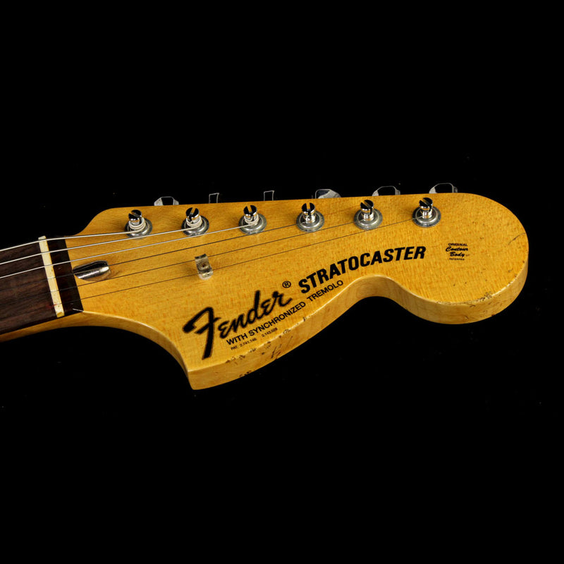 Fender Custom Shop 2017 NAMM Display Masterbuilt Greg Fessler '69 Stratocaster Electric Guitar Aged Aztec Gold R86328