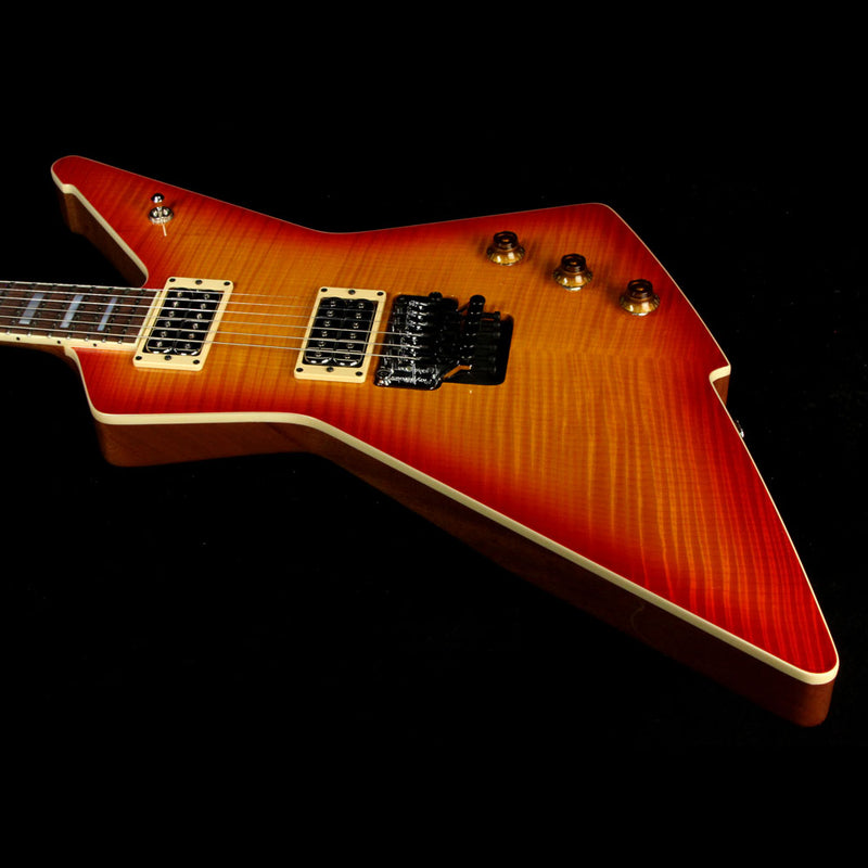 Jackson Custom Shop NAMM 2017 Display Masterbuilt Mike Shannon XStroyer Electric Guitar Cherry Sunburst J9246