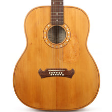 Used 1965 Zemaitis 12-String Standard Acoustic Guitar Natural