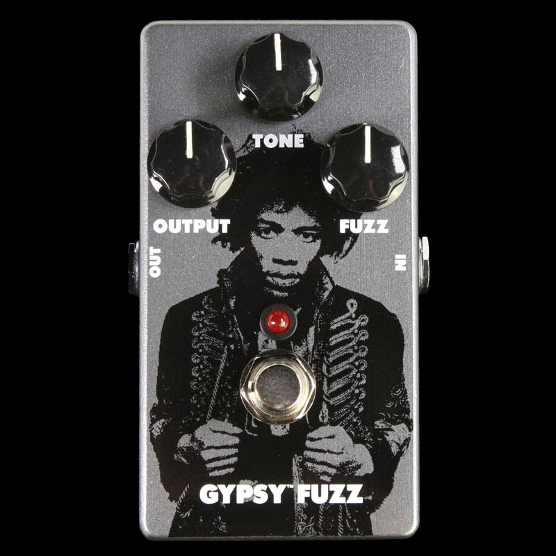 Dunlop JHM8 Hendrix Band of Gypsys Fuzz Mini Effect Pedal