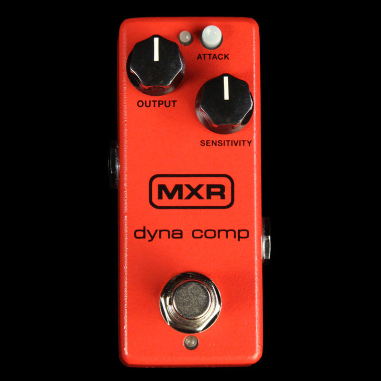 Dunlop MXR Dyna Comp Mini Effects Pedal