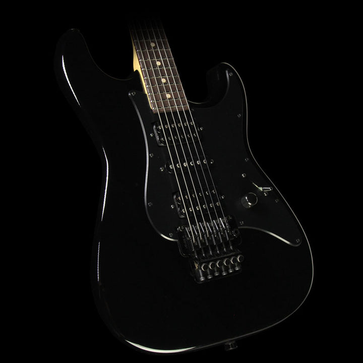 Used 2013 Suhr Classic Electric Guitar Black 20598