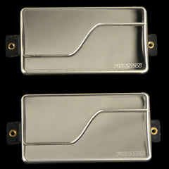 Fishman Fluence Modern Electric Guitar Pickup Set Nickel