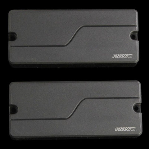 Fishman Fluence Modern 7-String Electric Guitar Pickup Set Black