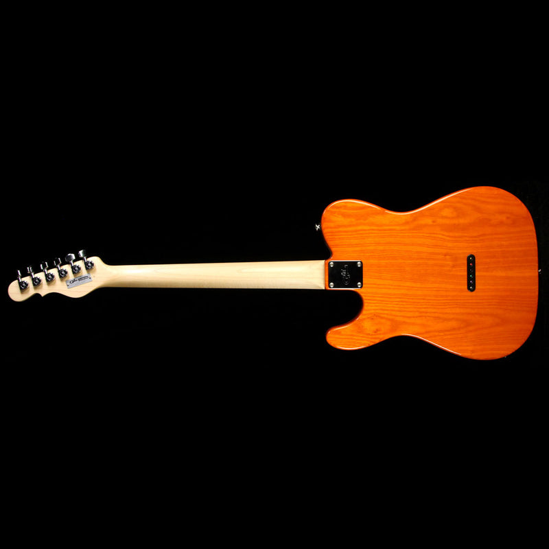 Used 2006 G&L ASAT Classic Electric Guitar Transparent Orange