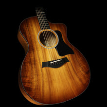 Taylor 224ce-K Deluxe Koa Grand Auditorium Acoustic Guitar Shaded Edgeburst