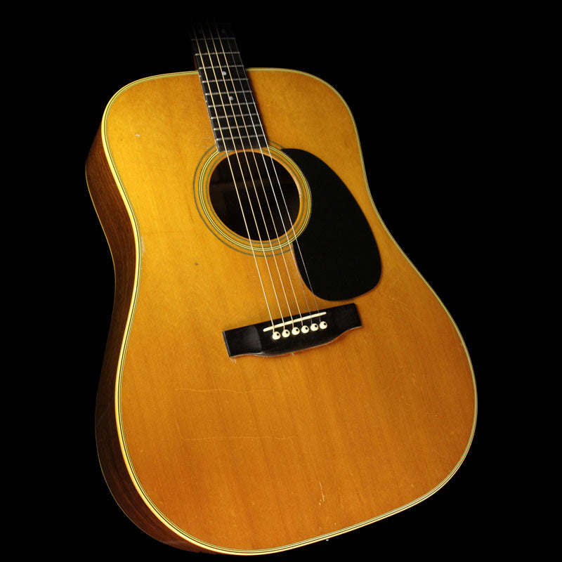 Used 1968 Martin D-28 Dreadnought Acoustic Guitar Natural