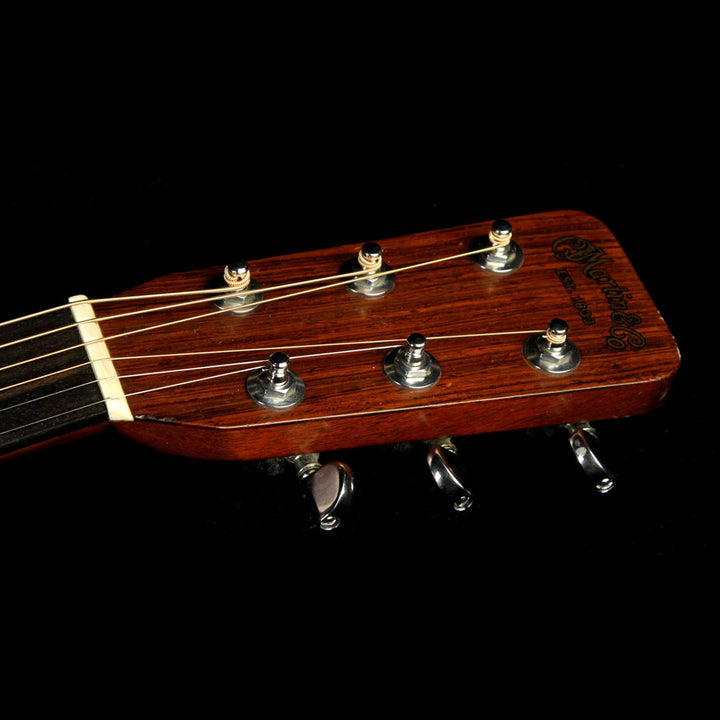 Used 1968 Martin D-28 Dreadnought Acoustic Guitar Natural 249657
