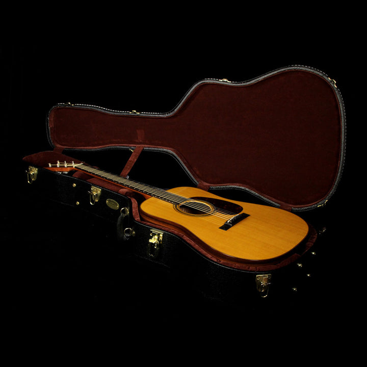 Used 2010 Martin D-21 Special Dreadnought Acoustic Guitar Natural 15122210