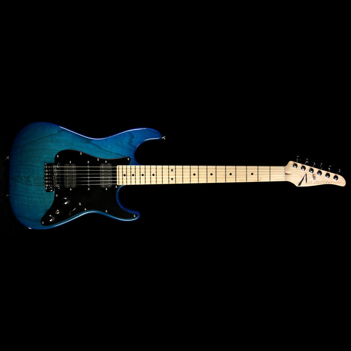 Used 2015 Tom Anderson Classic Electric Guitar Bora to Trans Blue Burst 04-29-15N