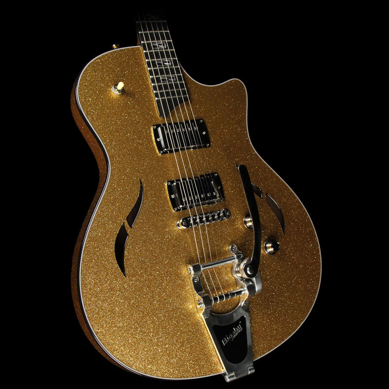 Taylor Custom Shop 2017 NAMM Display T3 Electric Guitar Gold Champagne Flake