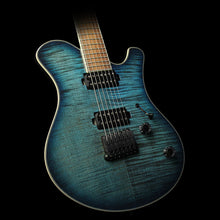 Used 2015 Mayones Legend 7 F24 Prototype 7-String Electric Guitar Trans Blue Owned By Misha Mansoor