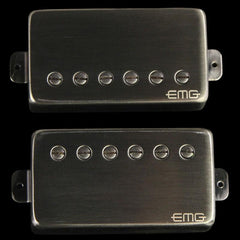 EMG Marty Friedman Signature Electric Guitar Humbucker Pickup Set Black