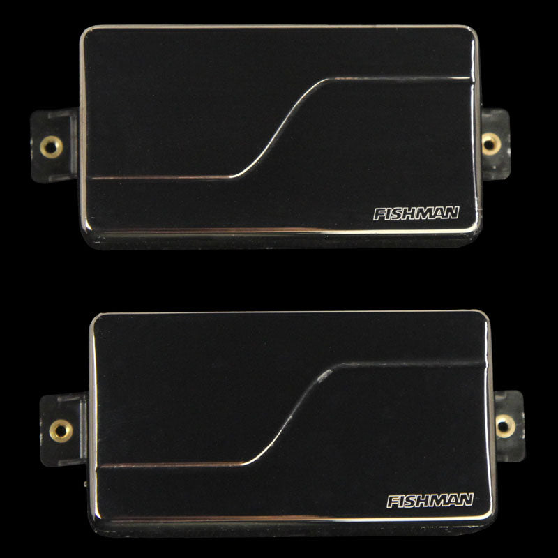 Fishman Fluence Modern Electric Guitar Pickup Set Black