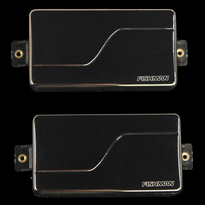 Fishman Fluence Modern Electric Guitar Pickup Set Black PRF-MHB-SK2