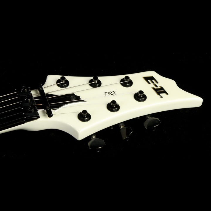 Used 2014 ESP E-II FRX Electric Guitar Snow White ES1441634