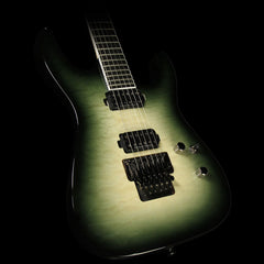 Jackson Pro Series SL2Q MAH Soloist Electric Guitar Alien Burst
