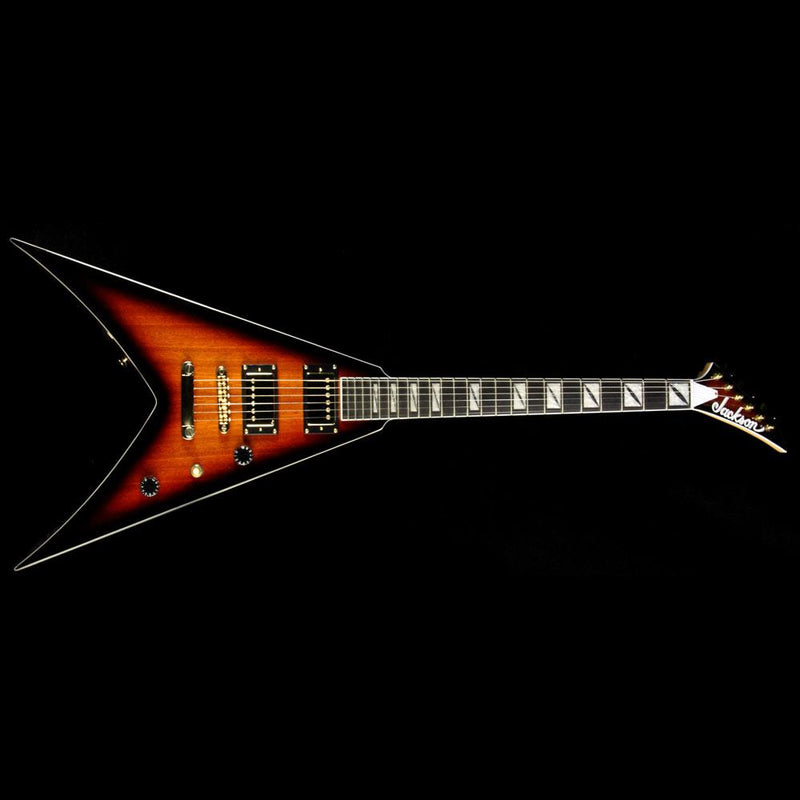 Jackson Pro Series KVT King V Electric Guitar 3-Tone Sunburst 2914412520