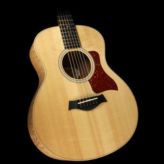 Taylor Music Zoo Exclusive GS Mini-e Quilt Maple Acoustic/Electric Guitar Natural
