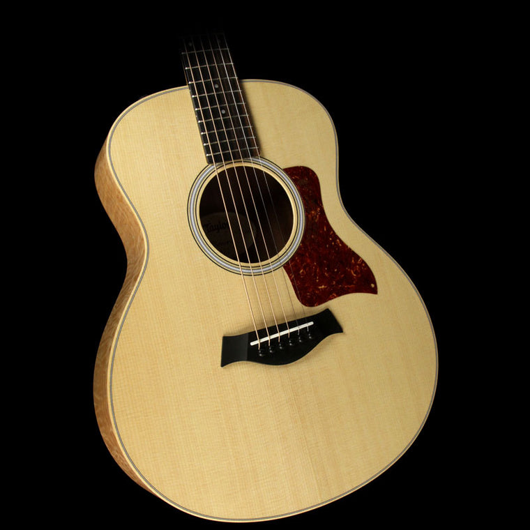 Taylor Music Zoo Exclusive GS Mini-e Quilt Maple Acoustic Guitar Natural
